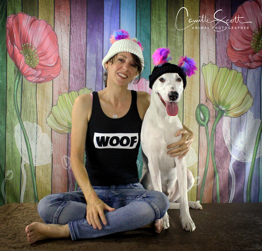 Camille Scott Dog Photographer Brisbane